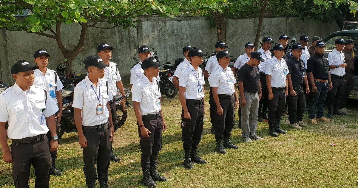 security services Timor-Leste